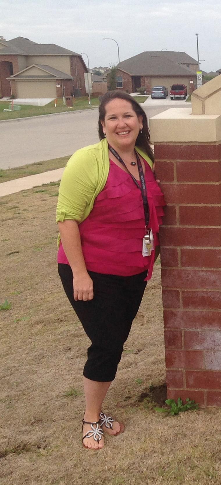 Deborah Young; Haslet, Texas