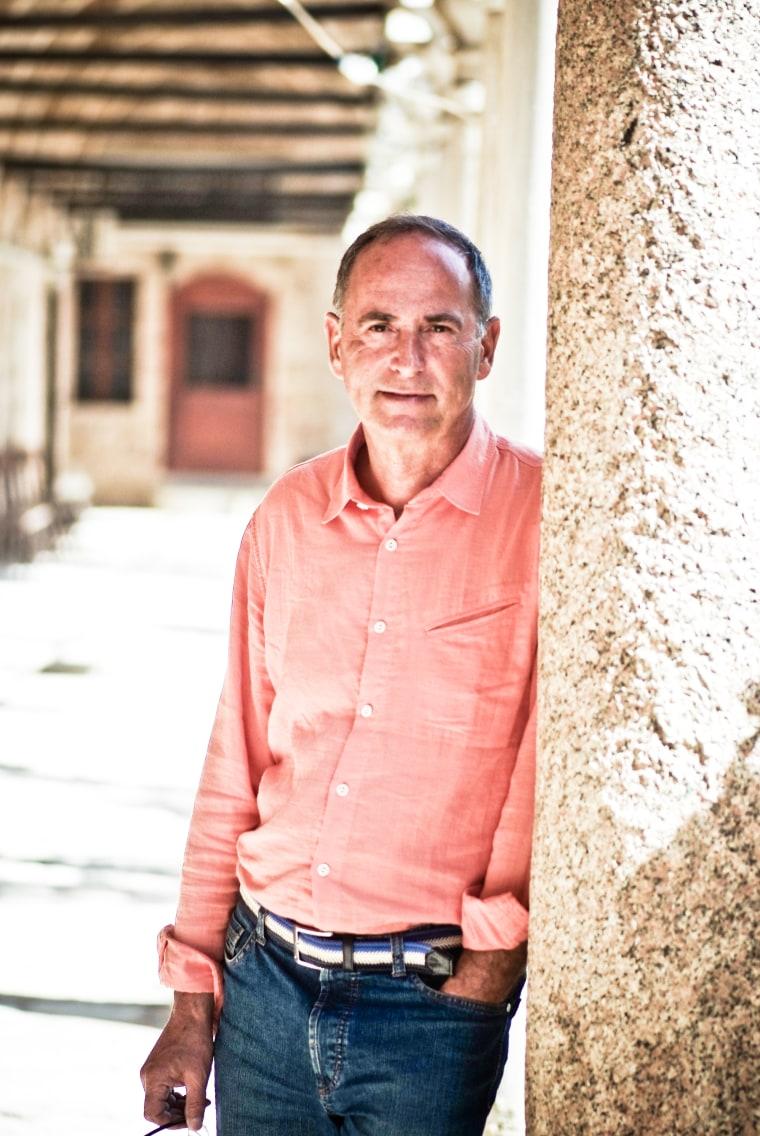 Author Martin Fletcher
