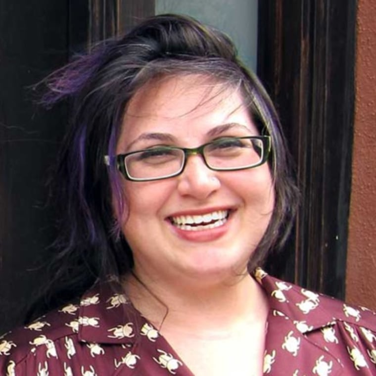 Cabiria's creator and designer, Eden Miller