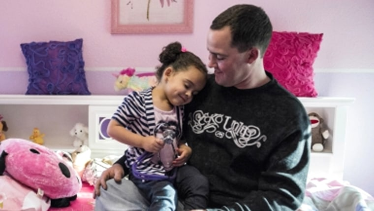 "The governor of Oklahoma has signed an extradition order for the biological father of Baby Veronica, the 3-year-old girl in the midst of a custody dispute, saying Dusten Brown is ""not acting in good faith."" Brown will now be forced to answer to a South Carolina court that issued a ruling awarding custody to Veronica's adoptive parents, which Brown has defied."