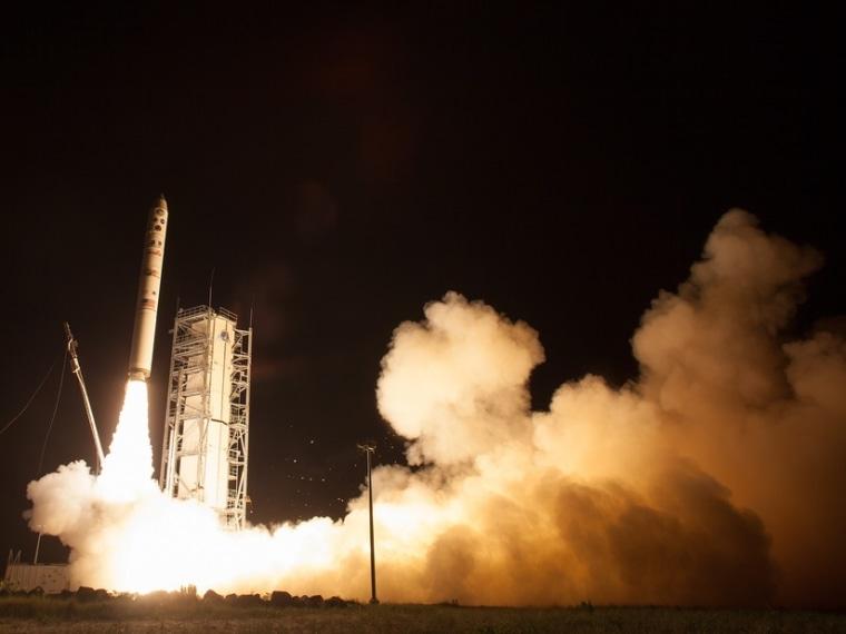 Image: LADEE launch