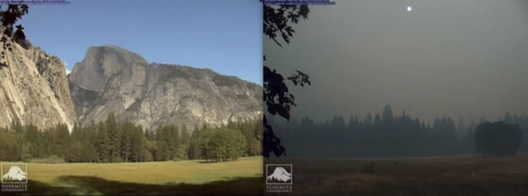 Wildfires expected to double by 2050 as West warms up