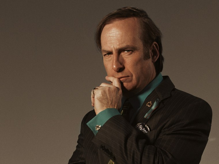 Image: Bob Odenkirk as Saul Goodman
