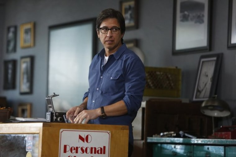 "Ray Romano returns to ""Parenthood"" for its fifth season."