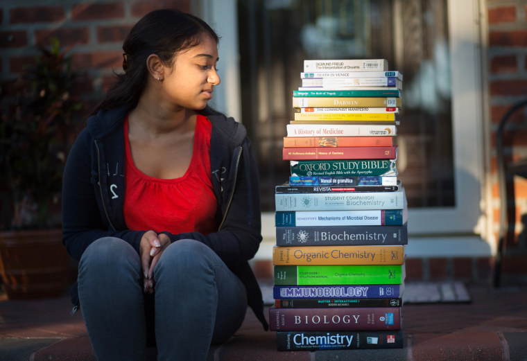 'Required reading': As textbook prices soar, students try to cope