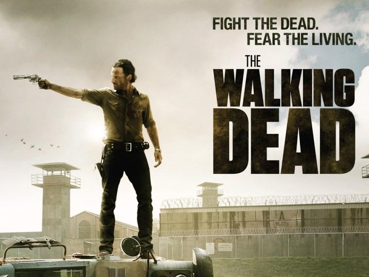 Image: Walking Dead key art