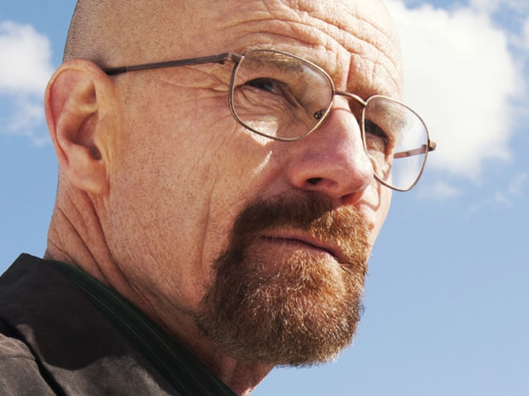 Image: Bryan Cranston as Walter White.