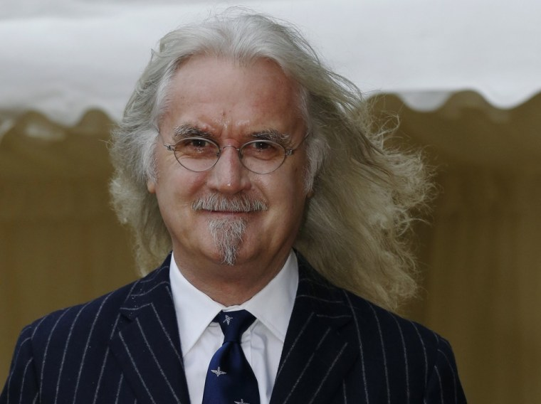 Image: Billy Connolly