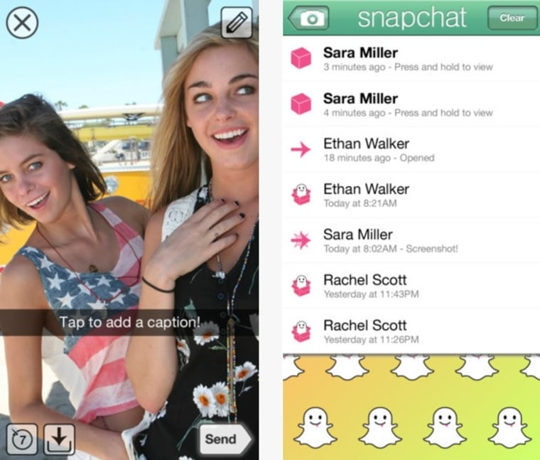 Sexting Accounts On Snapchat