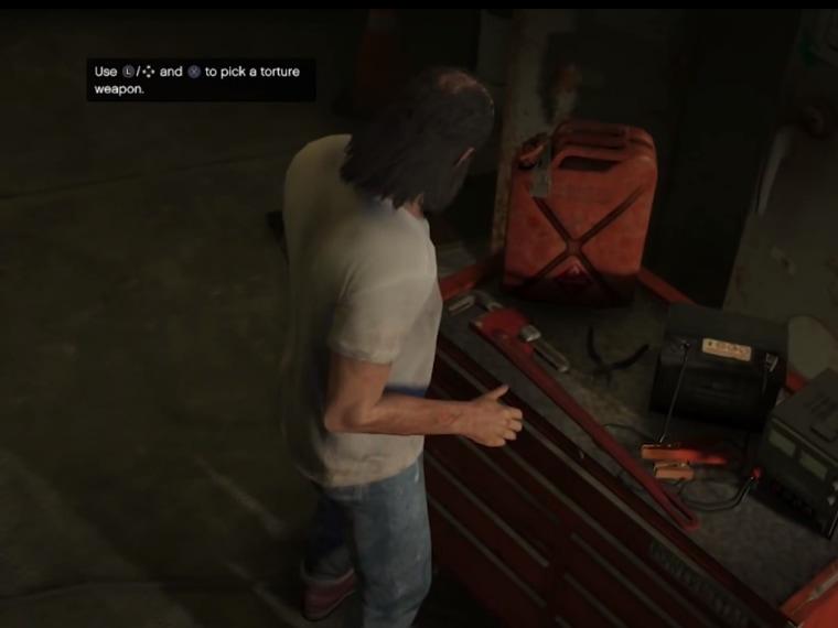 Rockstar's new video game