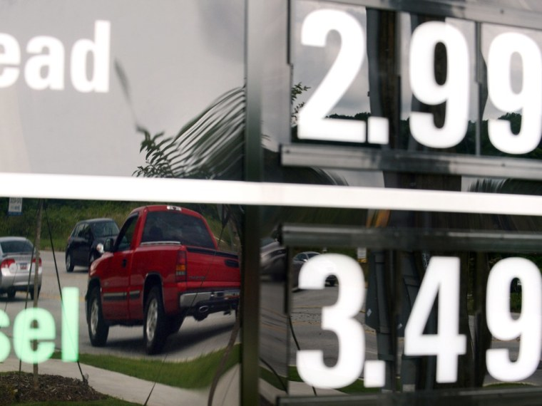 Gasoline prices drop closer to $3 and could keep falling