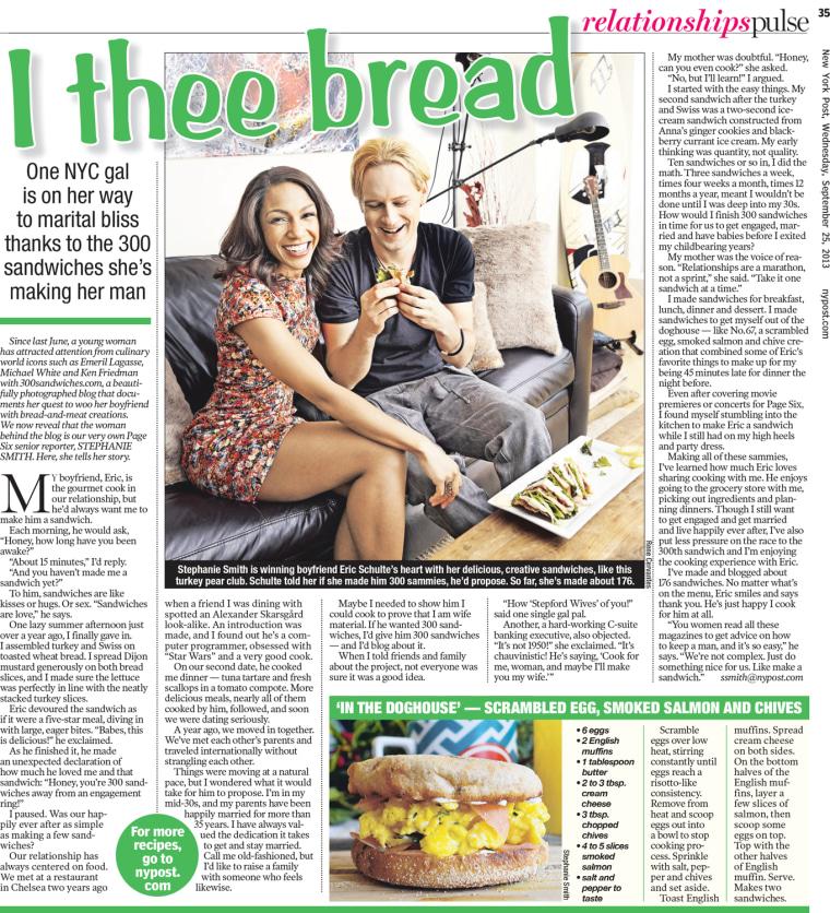 Woman making 300 sandwiches for ring tells critics: Lighten up