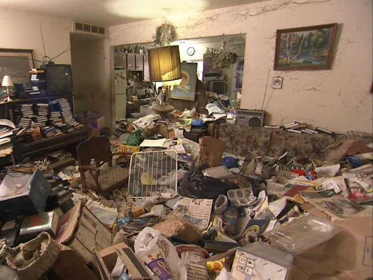 "Image: A&E's ""Hoarders"""