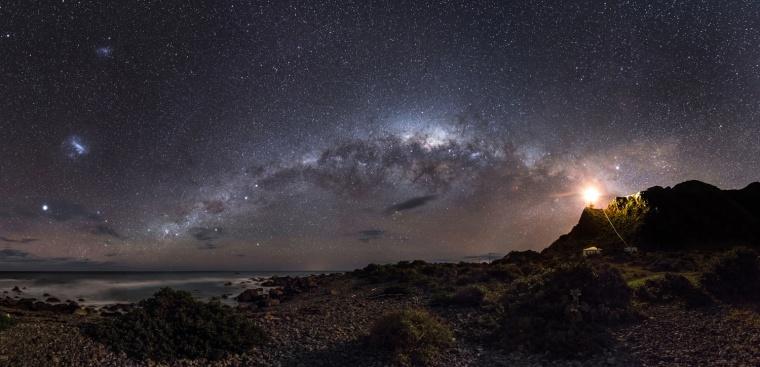 Milky Way stars in 2013's top astronomy photos