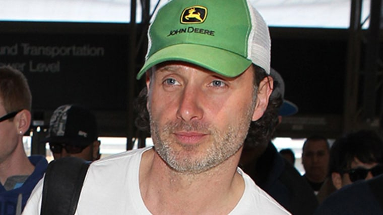 Image: Andrew Lincoln