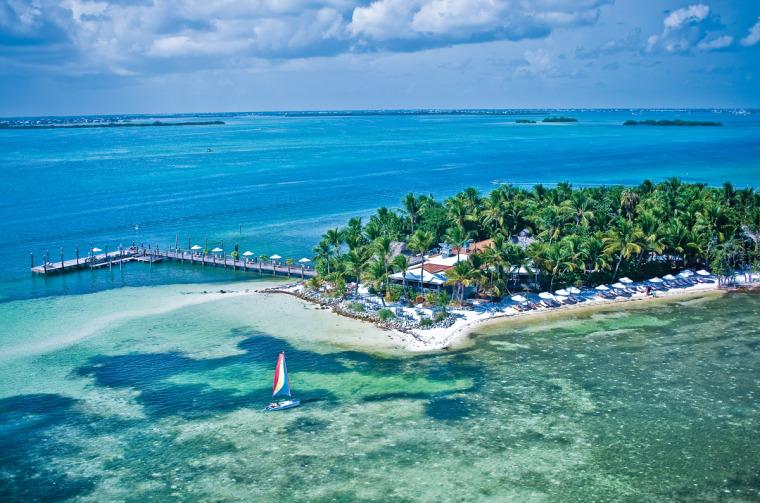 Image: Little Palm Island Resort & Spa