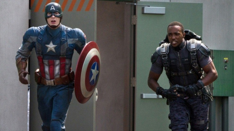 IMAGE: Captain America: Winter Soldier