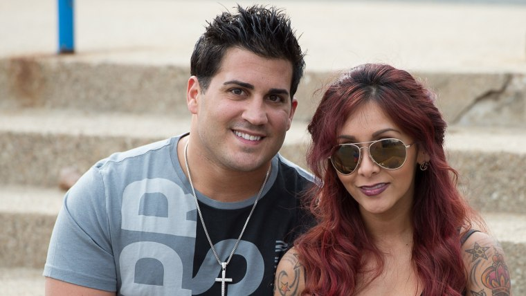 Snooki reveals she's expecting baby No. 2