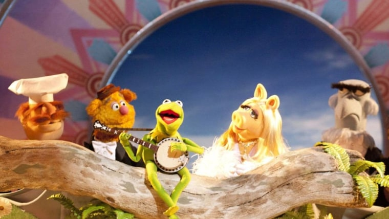 """IMAGE: """"The Muppets"""" 2011"""