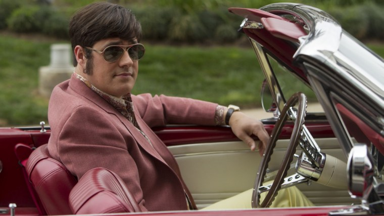 "Rich Sommer as Harry Crane in the sixth season of ""Mad Men."""