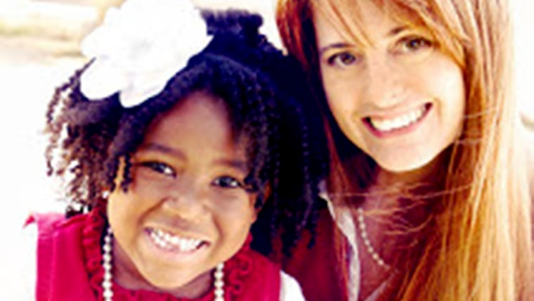 White moms, black hair: Blogs teach adoptive and interracial families to care for hair