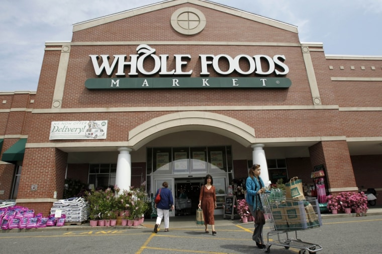 "Whole Foods sheds its ""Whole Paycheck"" reputation when it comes to a number of grocery items."