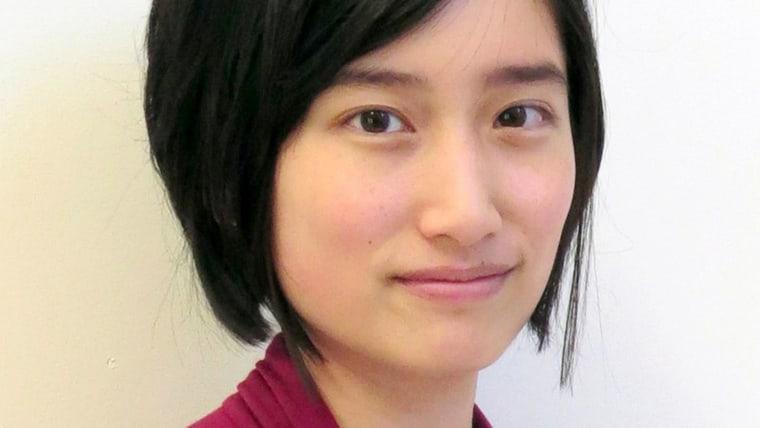 Yale student Frances Chan