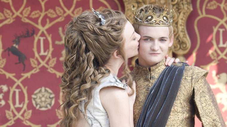 "Image: Margaery and Joffrey, ""Game of Thrones"""