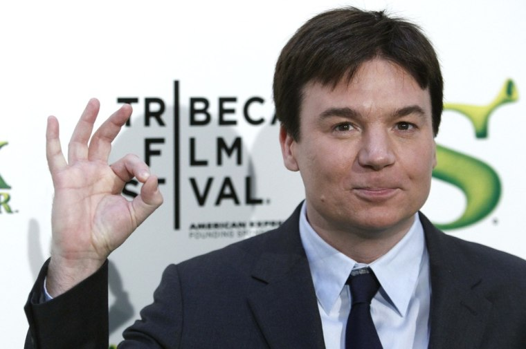 Actor Mike Myers