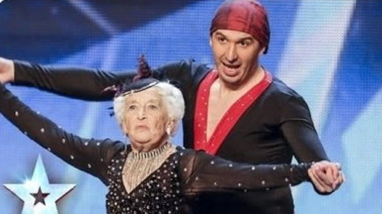 Paddy on Britain's Got Talent