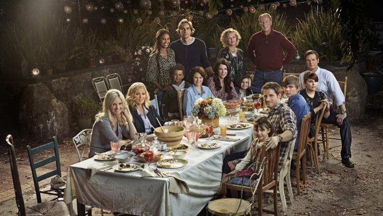 Monica Potter as Kristina Braverman, Erika Christensen as Julia Braverman-Graham, Joy Bryant as Jasmine Tru...