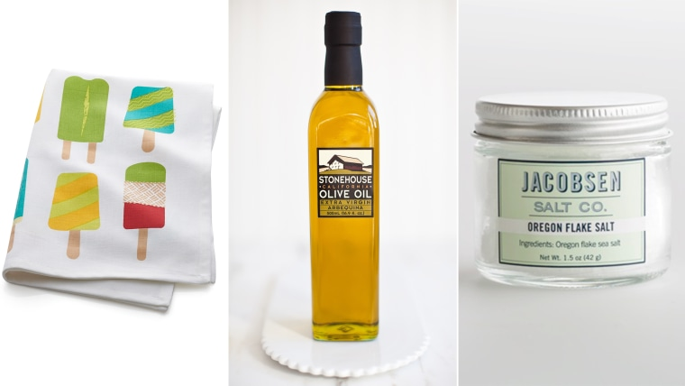 Bottle of wine? Yawn. Try one of these fresh hostess gifts