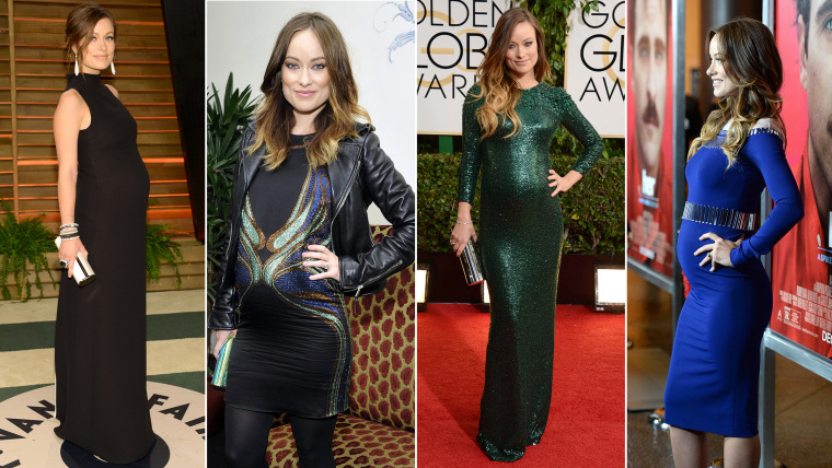 Olivia Wilde attends the 2014 Vanity Fair Oscar Party, on Sunday, March 2, 2014, in West Hollywood, Calif. (Photo by Evan Agostini/Invision/AP)  LOS A...