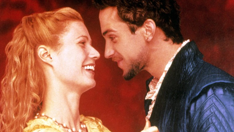Shakespeare in Love.