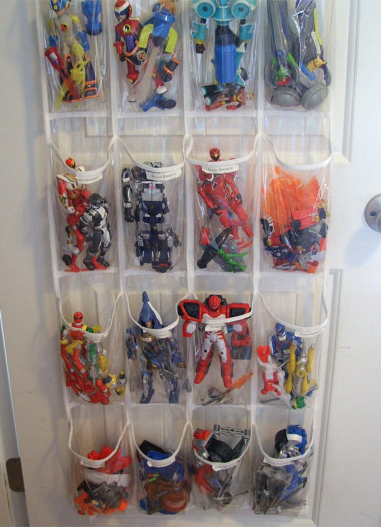 toy storage & Hide the mess with style: 9 creative D-I-Y toy storage solutions