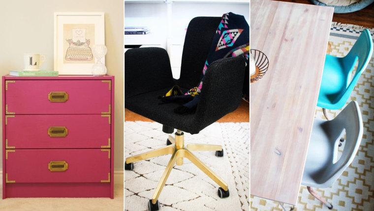 Miraculous 10 Ikea Hacks Get High End Looks At A Low Cost Inzonedesignstudio Interior Chair Design Inzonedesignstudiocom
