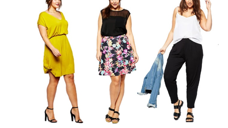 Plus size clothing bargains online