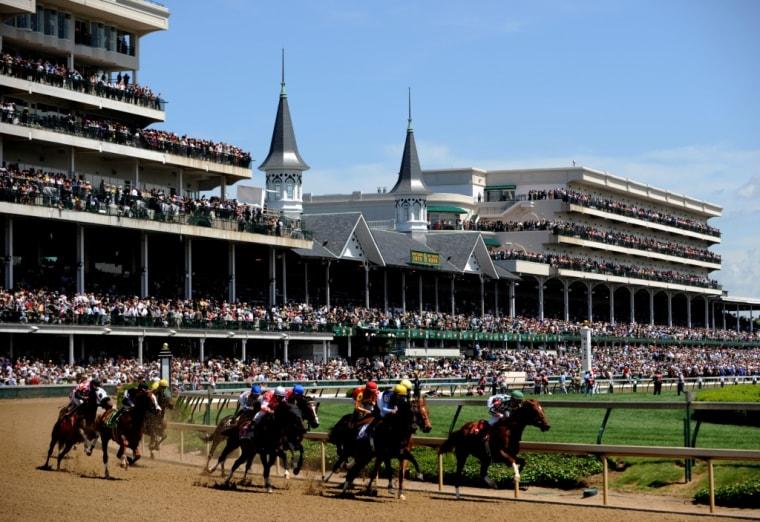 Image: Kentucky Derby