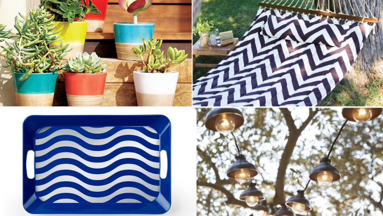 10 ways to freshen up the patio — all for under $100