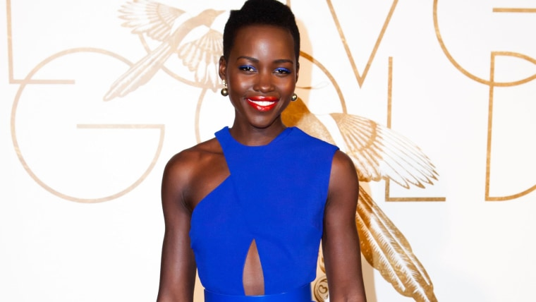 Lupita Nyong'o makeup tips