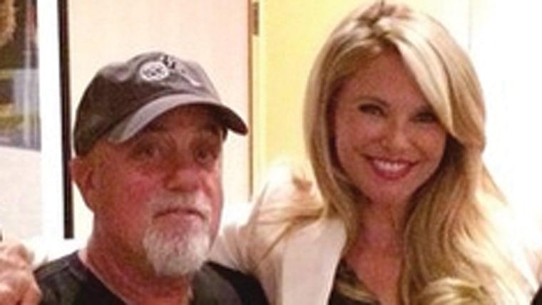 Image: Billy Joel, Christie Brinkley