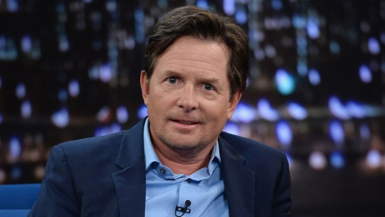 Image: Michael J. Fox