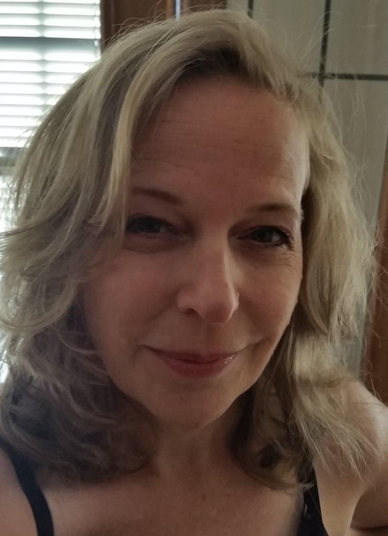 Diane Mapes selfie
