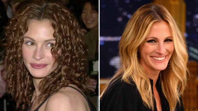 Julia Roberts: Why did you turn your back on us? Signed, a curly-haired fan.