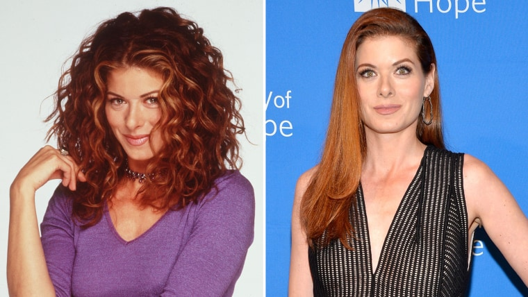 Hey Debra, look how much happier you looked with your curls!