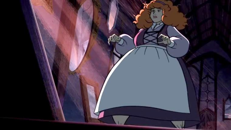 """Daphne in """"Scooby-Doo: Frankencreepy"""""""