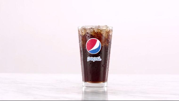 Arby's Pepsi ad