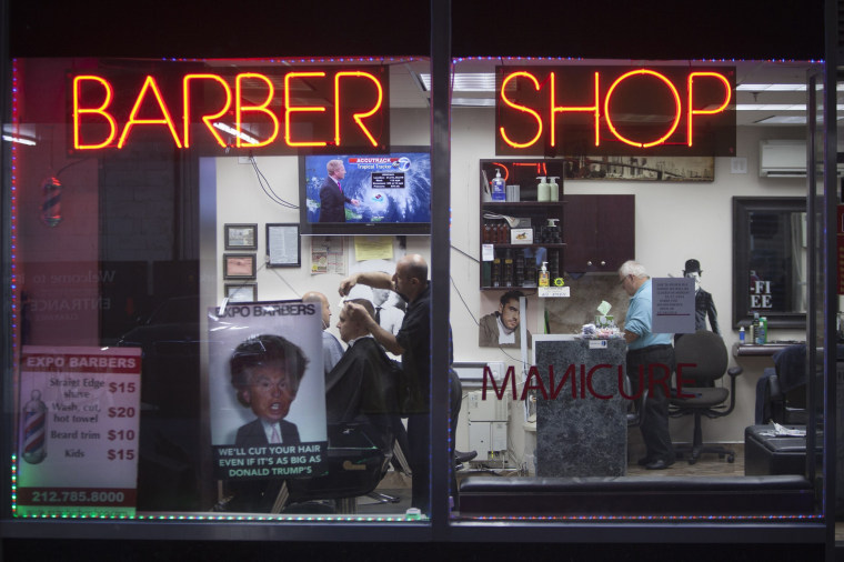 Giving a holiday tip to the people who give you good service, such as your barber, isn't as mysterious as people think.