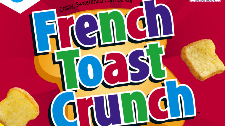 IMAGE: French Toast Crunch