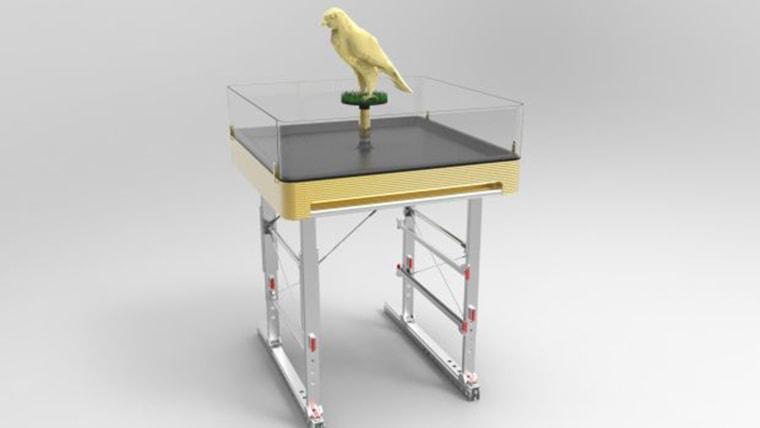 Falcon Master tray